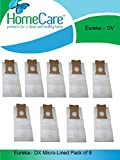 Home Care Products Created Eureka DX Micro-Lined Paper Bags Pack of 9