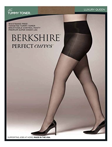 berkshire-queen-perfect-curves-tummy-toner-pantyhose