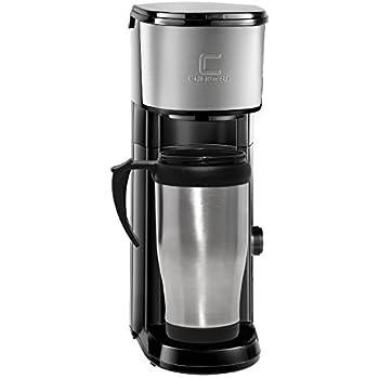 41dmSVUJyhL. SL500 AC SS350  Eco Friendly Single Serve Coffee Maker