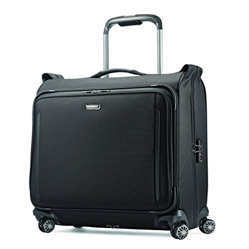 (Samsonite Silhouette Xv Softside Duet Voyager, Black)