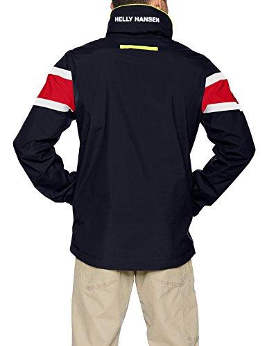 Navy Men's Hansen Classic Jacket Salt Helly Flag pH1AYwxqn