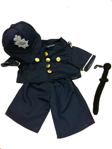 English Bobby Outfit Teddy Bear Clothes Outfit Fits Most 14