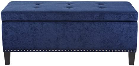 Madison Park Shandra II Storage Ottoman