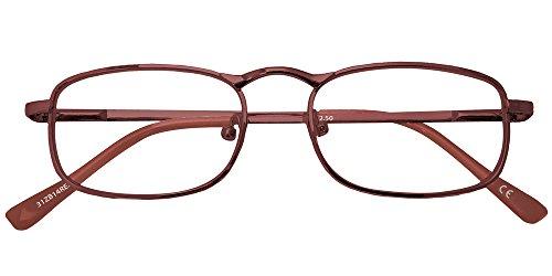 Zippo Frame - Zippo Metal Frame Reading Glasses