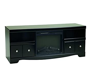 Amazon Com Ashley Furniture Signature Design Shay Tv Stand With