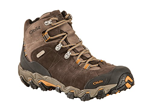 Oboz Men's Bridger BDRY Hiking Boot,Sudan,10 M US]()