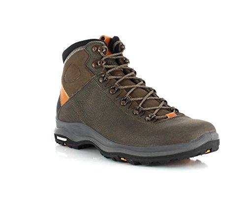 Zapatos Dark adulto Plus La Marrón AKU Val Unisex Brown q1X0Hwwtxn