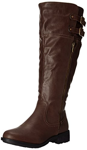 DREAM Brown Women's Calf Regular PAIRS xaavHq1rwY