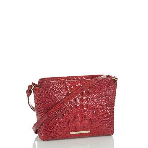 Bag Satchel Scarlet Carrie Brahmin Crossbody PqtwZBWR