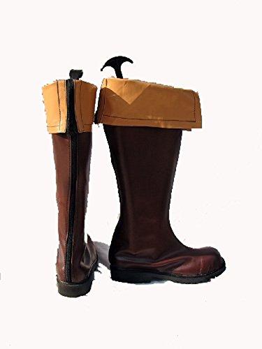 Fashion-Mart APH Axis Powers Hetalia Russia Cosplay Boots