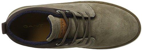 Gant Marvel, Sneaker Basse Uomo Beige (Elephant Gray)