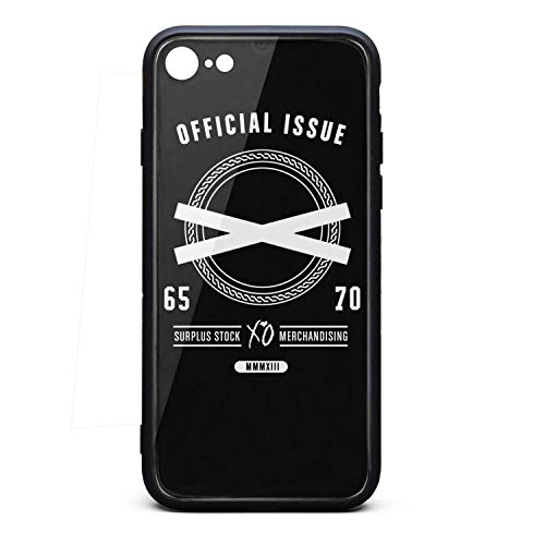 iPhone 7/ iPhone 8 Case The-Weeknd-Official-Issue-Xo-Ovoxo- Slim Soft TPU  Protective for iPhone 7/ iPhone 8