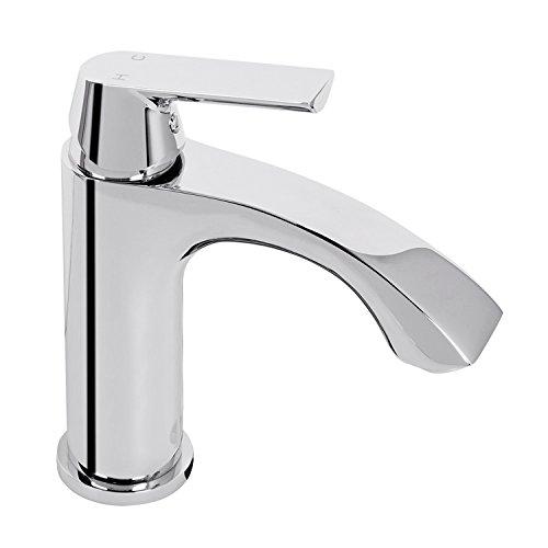 free shipping VIGO Penela Single Lever Basin Bathroom Faucet, Chrome