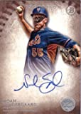 2015 Bowman Inception Prospect Autographs #PA-NS Noah Syndergaard Certified Autograph Baseball Card From Rookie Season