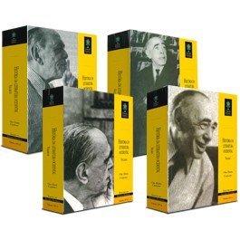 OBRA: História da Literatura Ocidental (4 volumes)