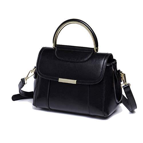 Ladies Bags Temperament Noble Elegant Retro Classic Glamour Chic Black