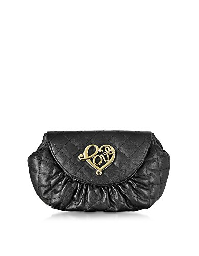 Love Moschino Pochette Donna JC4116PP12LA0000 Ecopelle Nero