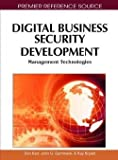 img - for Don Kerr: Digital Business Security Development : Management Technologies (Hardcover); 2010 Edition book / textbook / text book