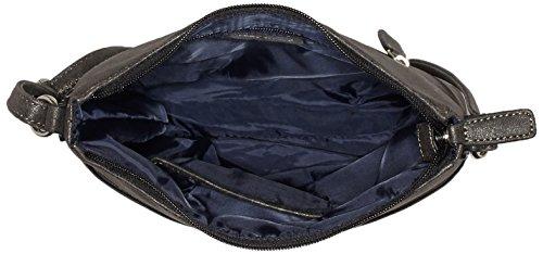 Different Grey Para Bag Be Gerry Weber Dark gris Hombro M Bolso Shoulder De Mujer qpwE1
