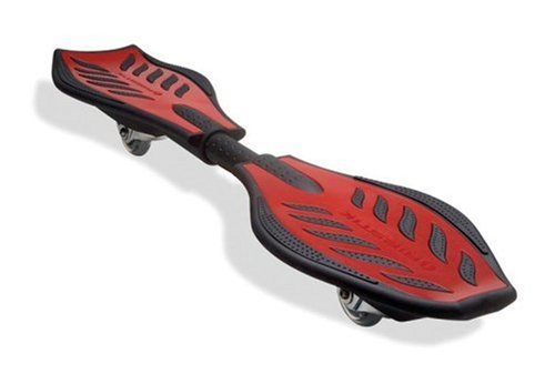 RipStik Caster Board Value Pack With Extra Wheels (Red)