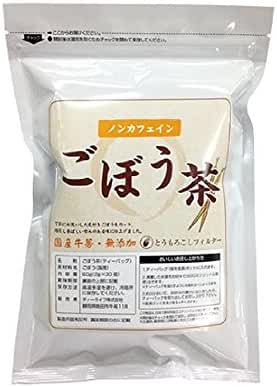 Tealife Gobo Cha (Japanese Burdock Tea, 30-Pieces )