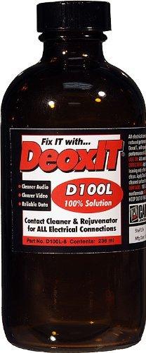 (DeoxITLiquid, amber bottle 100% solution 354 mL - D100L-12)