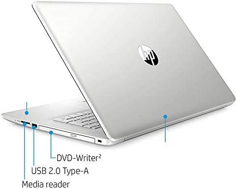 "HP 17 BY I5 SLV HOME AND BUSINESS LAPTOP (INTEL I5-10210U 4-CORE, 12GB RAM, 1TB HDD, INTEL UHD GRAPHICS, 17.3"" FULL HD (1920X1080), WIFI, BLUETOOTH, WEBCAM, 2XUSB 3.1, 1XHDMI, WIN 10 HOME) WITH HUB"