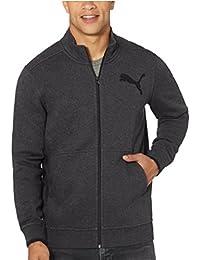 Men's Fleece Track Jacket
