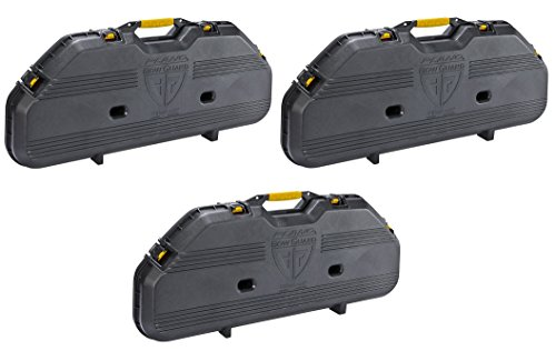 (Plano 108115 AW Bow Case Black (Pack of 3))