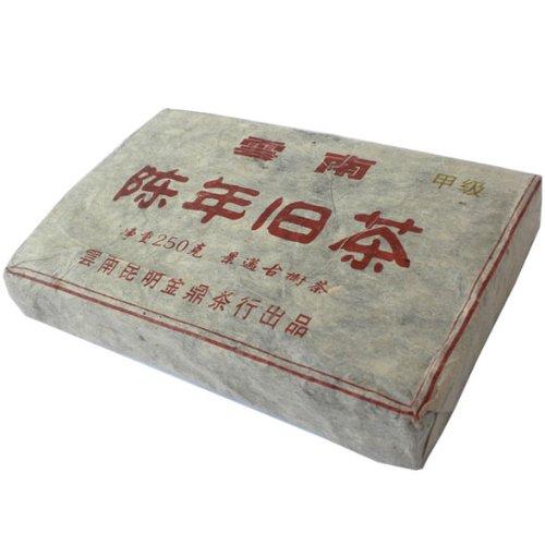 1998 Aged Pu-erh Tea Aged Tea Cake Pu'er Ripe Tea 250g