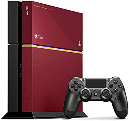 PlayStation 4 METAL GEAR SOLID V LIMITED PACK THE PHANTOM PAIN ...