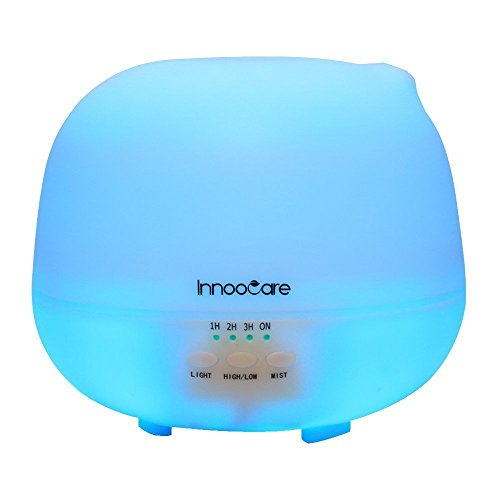 Milliliter Essential Ultrasonic Humidifier Aromatherapy