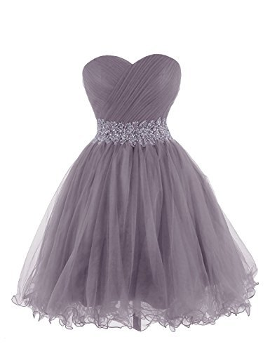 KARMA PROM Women's Sweetheart Tulle Cocktail Dress Homecoming Dress US8 (Karma Heart)