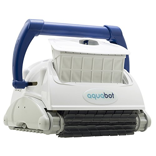 Aquabot Breeze Iq Wall Climbing Automatic In Ground Robotic Brush Pool Cleaner Robotic Pool