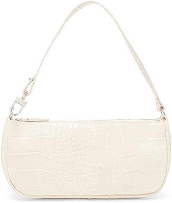 Vintage Handbags, Purses, Bags *New* Barabum Retro Classic Clutch Shoulder Tote HandBag with Zipper Closure for Women $24.99 AT vintagedancer.com