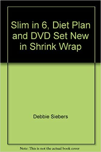 Slim In 6 Diet Plan And DVD Set New In Shrink Wrap Amazon