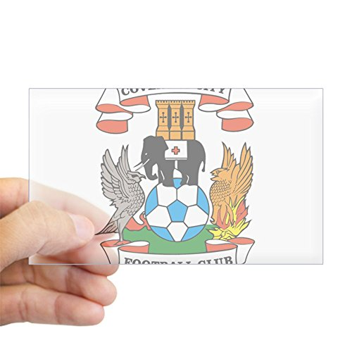 Coventry Small Wall (CafePress - Rectangle Sticker - Rectangle Bumper Sticker Car Decal)