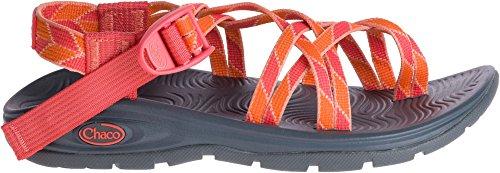 チャコ シューズ サンダル Chaco Women's Z/Volv X2 Sandals VerdurePea [並行輸入品]