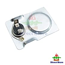 Direct store Parts Kit DN125 Magnetic Thermostat Switch for fireplace fan / fireplace blower kit