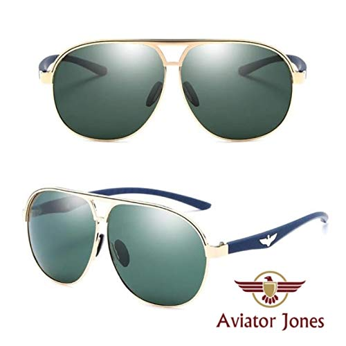 AVIATOR JONES GAFAS DE SOL PREMIUN FASHION STYLE