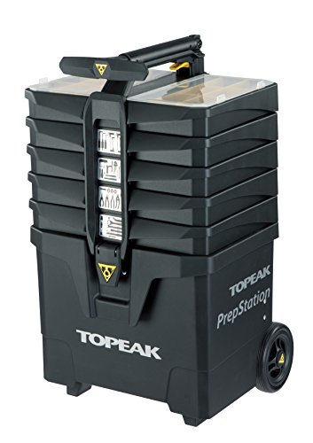 Topeak PrepStation Trolley Tool Station by Topeak (Image #1)