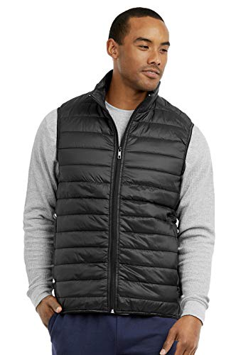 ET TU Men's Lightweight Puffer Vest