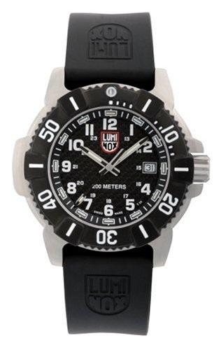 Luminox Men's 6101 EVO Steel SEAL Watch (Luminox Pvd)
