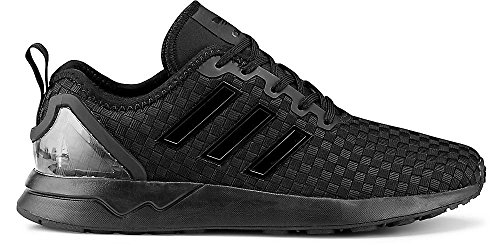 outlet high quality adidas Men's Originals Zx Flux Adv Trainers in Core Black buy cheap outlet lfKhlER5FB