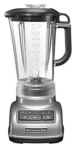 KitchenAid 5KSB1585 - Batidoras de vaso individuales, con velocidad variable, 550 W, 1.75 l: Amazon.es: Hogar