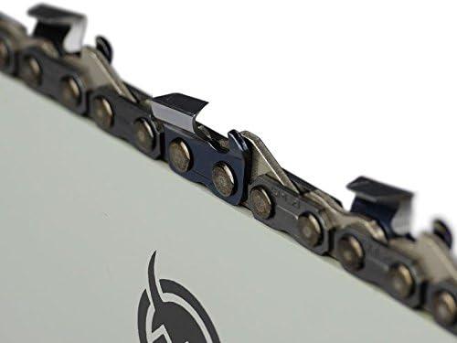 50cm S/ägenspezi Schwert-Set Drive mit 4 Vollmei/ßelketten .325 78TG 1,3mm passend f/ür Husqvarna 545