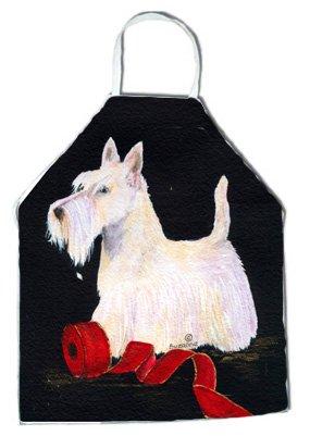 UPC 705332013543, Caroline's Treasures SS8553APRON Scottish Terrier Apron, Large, Multicolor