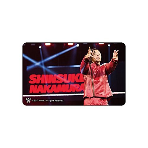 Kokorabo IC card stickers [Shinsuke Nakamura ver.1] that WWE shine by Kokorabo