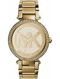 Women's Parker Gold-Tone Watch MK5784