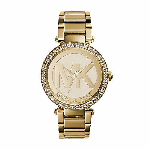 Parker Gold-Tone Watch MK5784 ()